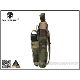 Emerson Gear EMERSON 5.56&Pistol Double Open Top Magazine Pouch Multicam Tropic