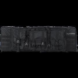 "valken Valken Tactical 42"" Double RifleTactical Gun Case- Black"