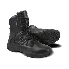 Kombat Tactical Pro Boot - Black - All Leather