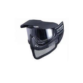 Tippmann Mesh Goggle with thermal lens, black