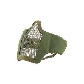 Ultimate Tactical Stalker Evo Mask with Mount for FAST Helmets - Olive Drab