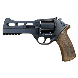 "Chiappa Chiappa Rhino 50DS Co2 Revolver 5"" - Black"