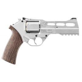 """Chiappa Chiappa Rhino 50DS Co2 Revolver 5"""" - Silver"""