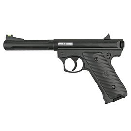 KJW KJWorks MK2 Gas Pistol (Non-Blowback - Full Metal - Black