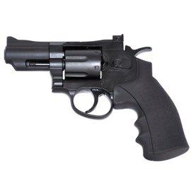 HFC HFC Co2 Revolver 2.5inch (Full Metal) (Black)