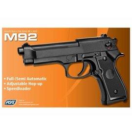 ASG M92 ENB Pistol