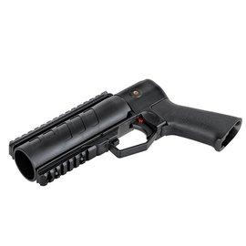 APS Thor Power Up 40mm Grenade Launcher (Handheld - Black - XP06)