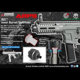 Airtech Studios G&G ARP9 & ARP556 IBS™ Inner Barrel Stabilizer
