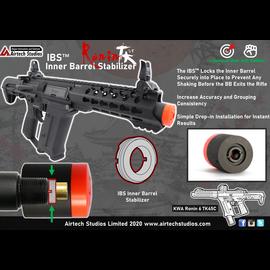 Airtech Studios KWA Ronin 6 PDW & TK45 IBS™ Inner Barrel Stabilizer