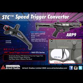 Airtech Studios Speed Trigger Converter (STC™) - G&G ARP9 & all CM16 / TR16 ETU Series