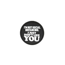 GFCTactical 3D Just Don't Like YOU Patch - Black