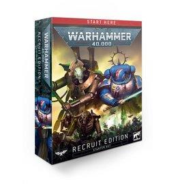 Games Workshop Warhammer 40000 Recruit Edition
