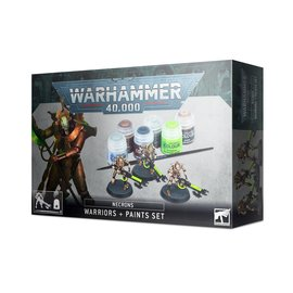 Games Workshop Necrons Warriors and Paint Set