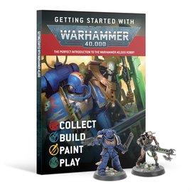 Games Workshop GettingStarted with Warhammer 40000