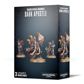 Games Workshop Chaos Space Marines Dark Apostle