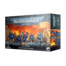 Games Workshop Space Marine Devastator Squad