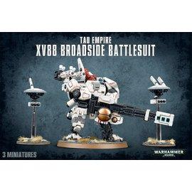 Games Workshop Tau Empire XV88 Broadside Battlesuit