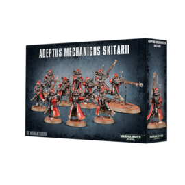 Games Workshop Adeptus Mechanicus Skitarii