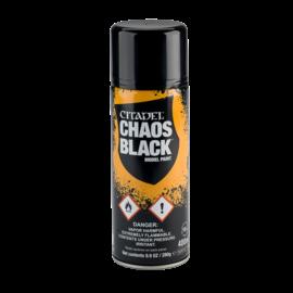 Games Workshop Chaos Black Spray