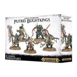 Games Workshop Nurgle Rotbringers Putrid Blightkings
