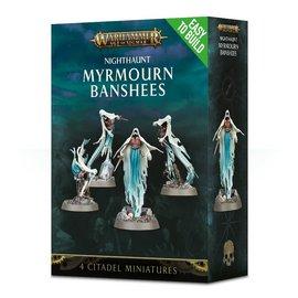 Games Workshop Nighthaunt Myrmourn Banshees
