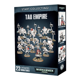 Games Workshop Start Collecting! T'au Empire