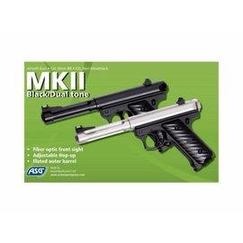 ASG MK II, black