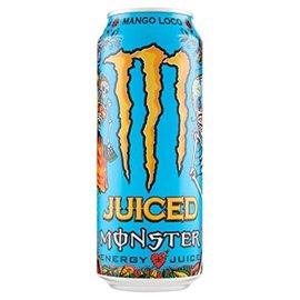 Monster Monster Mango Loco (Blue)