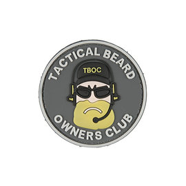 GFCTactical 3D Patch - TBOC- black