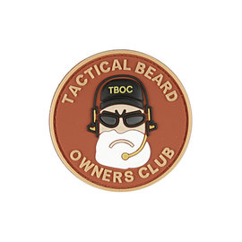 GFCTactical 3D Patch - TBOC- red