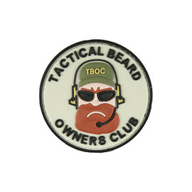 GFCTactical 3D Patch - TBOC- full color