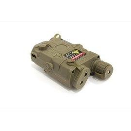 ZCI PEQ 15 Battery Box - Tan