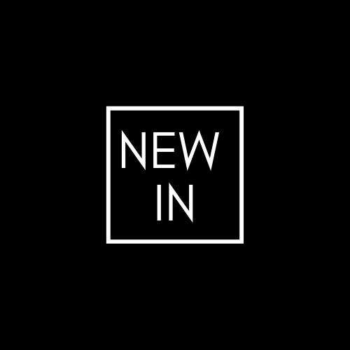 NEW IN.