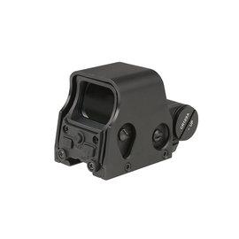 Theta Optics XTO Red Dot Sight Replica - black