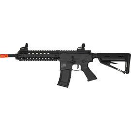 valken ASL Series M4 Airsoft Rifle AEG 6mm Rifle - MOD-M - Orange Tip