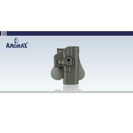 amomax Amomax Left Handed Glock Holster (Black)