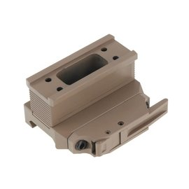 UFC UFC BOBRO Style T1 QD Mount with Riser (Tan)