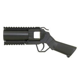 Battleaxe 40mm Grenade Launcher Pistol (Black - LDP01)