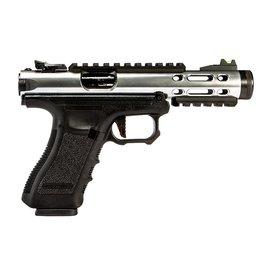 WE Galaxy G Series Gas Blowback Pistol (Silver)