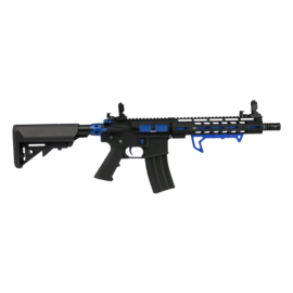 Cybergun Colt M4 Hornet Blue Fox Ed AEG Full metal 300 BBS 1 J Mosfet / C4