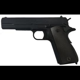 Colt 1911 GBB CO2 Full metal Black 6mm 1J