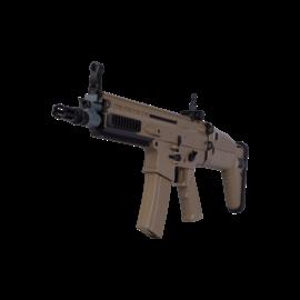 FN HERSTAL FN SCAR-L AEG ABS Tan (bat + magazine) 6mm 450BBs 1.3J