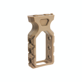 JJ Airsoft PTG Paracord Tactical Grip for KeyMod and M-LOK (Tan)