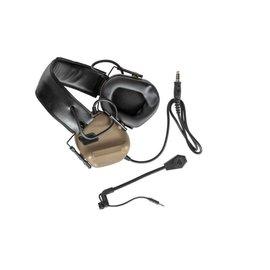 Dragon ERM Headset - Tan