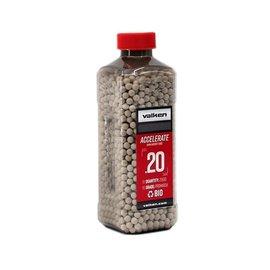 valken Accelerate 0.20g Bio 2500ct - White