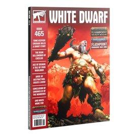Games Workshop WHITE DWARF 465 (JUN-21)