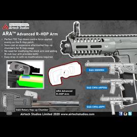 Airtech Studios G&G Rotary Hop-up Chamber - Modified R-HOP Arm