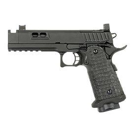 Army Armament 5.1 Hi-Capa Gas Blowback Pstol (R604 - Black)