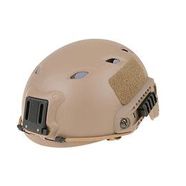 FMA FAST BJ CFH Helmet Replica - Tan (L/XL)