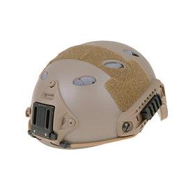 FMA FAST PJ CFH Helmet Replica - Tan (L/XL)